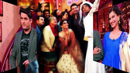 Sonam Kapoor promotes Dolly Ki Doli on Comedy Nights with Kapil | Just Hungama |