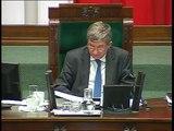 Poseł Krzysztof Popiołek - Wystąpienie z dnia 15 stycznia 2015 roku.