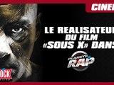"""Jean Michel Correia le réalisateur du film """"Sous X""""en live dans Planète Rap !"""