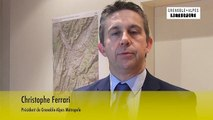 Nouvelle année : Christophe Ferrari vous présente ses meilleurs voeux