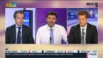 Eric Bertrand VS Régis Bégué (1/2): La BNS abolit le cours plancher du franc suisse - 15/01