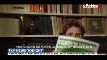 Une de Charlie Hebdo : Caroline Fourest censurée sur Sky News
