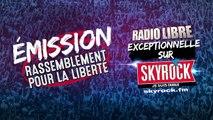 Radio Libre Exceptionnelle - Emission complète du 11/01/15 - Attentat Charlie Hebdo