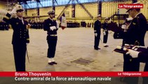 Lann-Bihoué. Les flottilles 21 F et 23 F décorées pour leur engagement au Mali