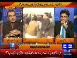 Mujeeb ur Rehman Taunts On Ajmal Jami On His Question On Imran Khan VIP Protocol