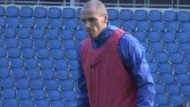 Avant GFC Ajaccio - HAC, interview de Ludovic Gamboa