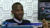 """Lassana, ex-otage: """"j'ai caché des êtres humains innocents"""""""