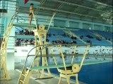 Keçiören Belediyesi Etlik Olimpik Yüzme Havuzu Atlama Yarışması