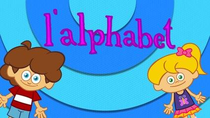 ABC - comptine pour apprendre l'alphabet