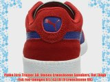 Puma Icra Trainer SD Unisex-Erwachsene Sneakers Rot (high risk red-limoges 01) 43 EU (9 Erwachsene