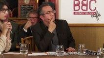 Edwy Plenel - « Elle est black, blanc, beur la France qui est morte » - Bondy Blog Café