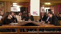 Edwy Plenel – « Pour moi le vrai mot d'ordre c'est nous n'avons pas peur » - Bondy Blog Café