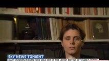 """Sky News censure """"Charlie"""" et Caroline Fourest"""