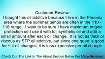CamGuard Oil Additive (Automotive) Review