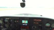 Transit publié en Cessna 182 : Avignon - Valence