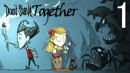 Don't Starve Together Ep 1 Gameplay Walkthrough With Nik Nikam
