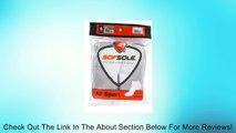 Sof Sole All Sport Quarter Socks (6 Pr), White, Mens 10-12.5 Review