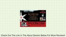 "DVD: ""Basics of Ninja Training"" Ninjutsu Blackbelt Video Course (Bujinkan) on 9 DVD Discs Review"