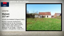 A vendre - Maison - LEUZE-EN-HAINAUT - LEUZE-EN-HAINAUT (Pipaix) (Pipaix) - LEUZE-EN-HAINAUT (Pipaix) (7900) - 157m²
