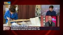 Métiers d'art, Métiers de luxe: Ebéniste d'art, Ronan Allot – 09/01