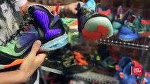 A 'Sneak Peek' Inside Soley Ghost's Sneaker Collection
