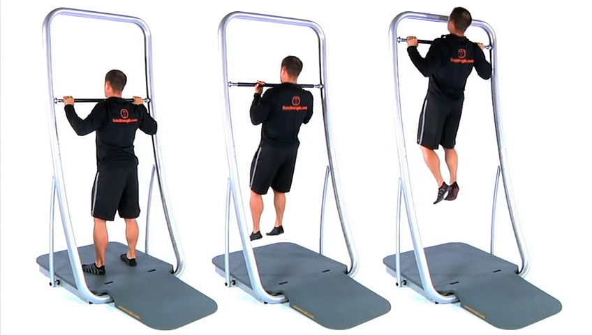 What is SoloStrength Body Weight Exercise Equipment Functional Fitness in Home and Club Fitness Gym?