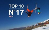 Top 10 Extreme Sports Videos  n°17: NEW FREESKI GENERATION ROCKS! KELLY & HENRY SILDARU SEASON 2014
