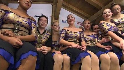 Championnats de France Elite 2014 - PAS - Ballet (Images Ma Chaine Sport)