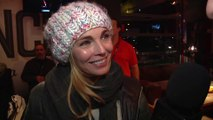 Claire Keim nous résume son premier Festival de l'Alpe d'Huez