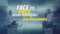 BARÇA FANS I Face to Face: Pedro vs Busquets (ESP)
