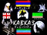 "''KAVKAZ United'' Armenia - Gerogia - Chechnya - Dagestan.  ""CAUCASE"""