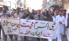Anti-Charlie Hebdo protests in Multan