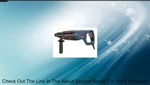 "Bosch 11255VSR 1"" SDS-Plus Bulldog Xtreme Rotary Hammer, D Handle Review"