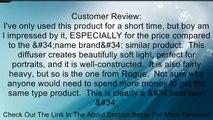 Lite Light Lighting flat Flash Diffuser Bender for DSLR camera bendable bounce card flag LARGE K-B23 Review