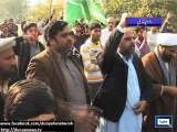 Dunya News - People lead rallies against blasphemous caricatures