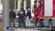 Colombes: deux personnes brièvement prises en otage