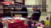 Tentative d'assassinat à Bastia : le tireur mis en examen et écroué