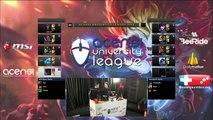 Demi-Finale League of Legends Partie 2 - ENC Bessière vs Centrale Lyon - Paris - ACENSI University League