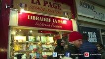 Charlie Hebdo s'arrache aussi à Londres
