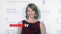 Alicia Witt | The Art of Elysium HEAVEN Gala 2015 | Red Carpet | MaximoTV Broll