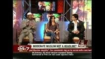 Shahrukh Khan,Dr Zakir Naik,Soha Ali Khan on NDTV with Barkha Dutt - Full Video