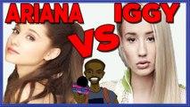 Iggy Azalea vs Ariana Grande - Who Would You Date?