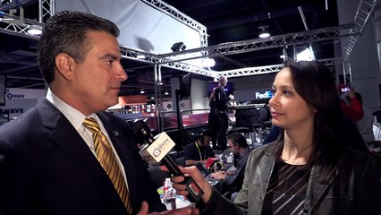 Talking Innovation with CEA Chairman Dan Pidgeon #CES2015 - GeekBeat Tips & Reviews