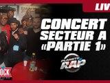 1ère partie du concert évènement du Secteur Ä dans Planète Rap !