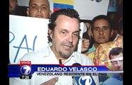 Venezolanos protestan contra elección de Maduro frente a embajada en Costa Rica