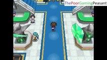 Mahogany Town Ice Type Pokemon Gym Leader Pryce VS Ash In A Pokemon Volt White 2 Pokemon Battle / Match