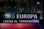 Siguen arrestos en Europa en redadas antiterroristas
