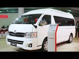 Toyota HiAce Unveiled In India: Launch Soon