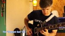 Steve vai song guitar - Lesson- The Crossroads Concert Lesson HD'