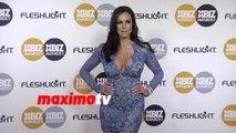 Kendra Lust Xbiz Awards 2015 Red Carpet